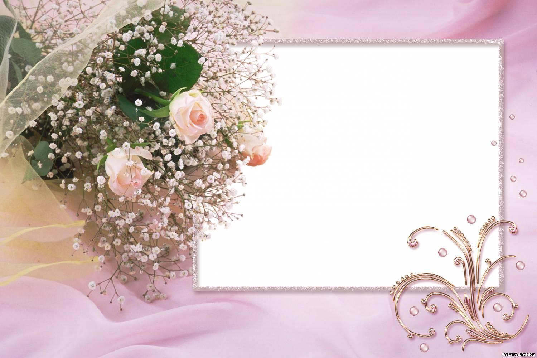 Рамки для фотошоп цветы и немного